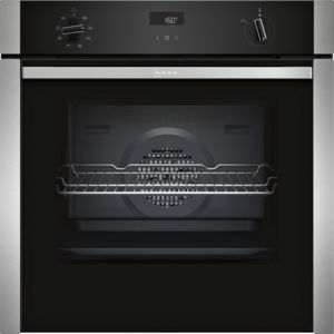 Neff B4ACF1AN0B S&H St/St Rotating Handle Oven - £710