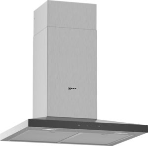 Neff D64QFM1N0B St/St 60cm Slim Pyramid Touch Control Extractor Hood - £395