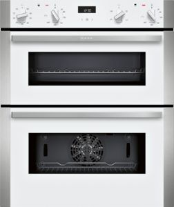 Neff J1ACE2HW0B White Built-under Double Oven - £790
