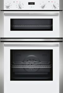 Neff U1ACE2HW0B White Built-in Double Oven - £775
