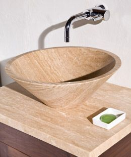 Turro Sit-On Basin